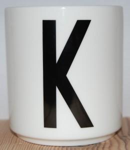 Min kop. Fuld af ord. Godt humør.  Og kaffe!
