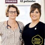 Udvikling og redigering af artikelhæfte for Danske Bioanalytikere. Formål: At markedsføre bioanalytikere til praktiserende læger.